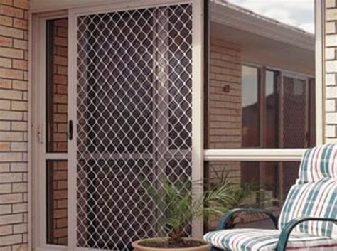 Blinds N Screens Security Screens Security Screen For Sliding Glass Door