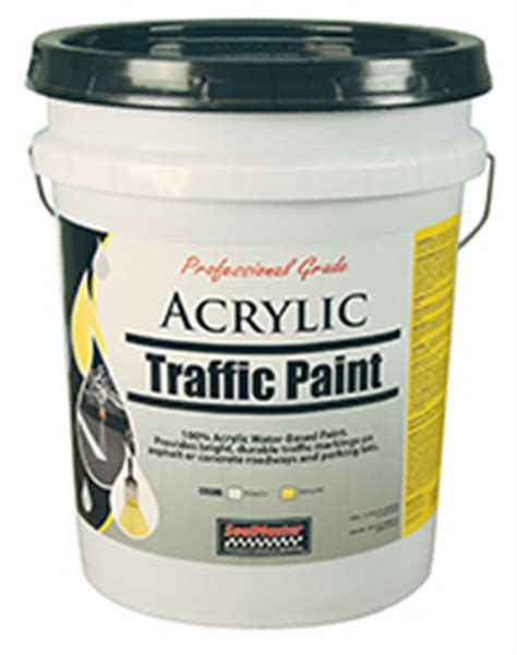 reno acrylic paint msds traffic paints sealmaster