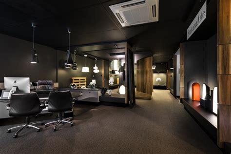 fontana arte showroom by bho interiors perth australia