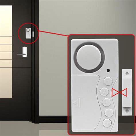 Alarm Pintu Doorwindow Entry Alarm magnetic sensor wireless door windo end 12 10 2018 8 20 pm