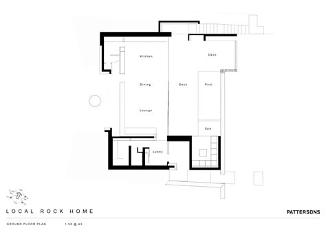 rock house plans local rock house plans home design and style