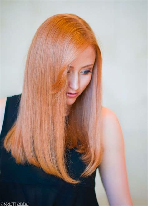 rosegold haircolor rose gold hair the hottest trend in hairstyling