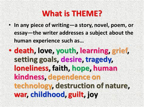 themes in war stories theme a brush up ppt download