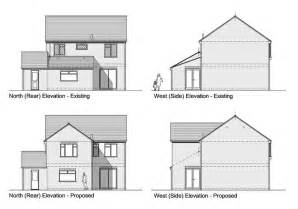 Home Design Drawing by Planning Drawings