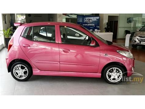 Hyundai i10 2014 in Kuala Lumpur Automatic Pink for RM