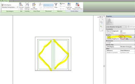 door to door lines solved window door swing lines autodesk community