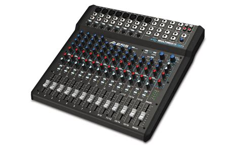 Mixer Audio 16 Channel multimix 16 usb fx alesis multimix 16 usb fx audiofanzine