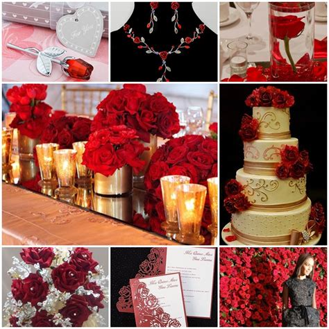 Rose Themed Quince | red roses quinceanera sweet fifteen theme quince candles