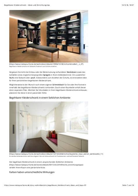 Begehbarer Kleiderschrank Staub 4331 by Begehbarer Kleiderschrank Ideen Und Einrichtungstips