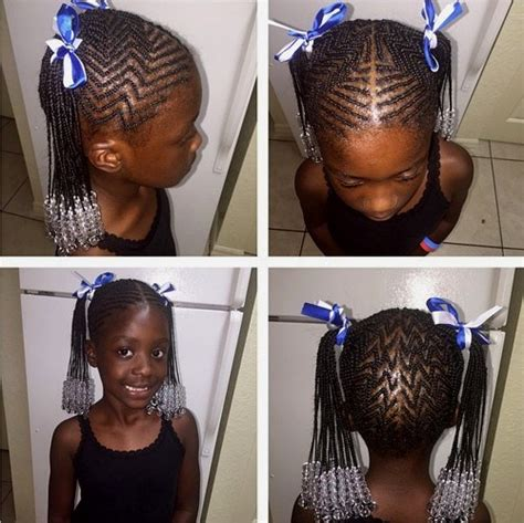 Braided Hairstyles For Ages 10 12 by Cool Hairstyles For Black Ages 10 13