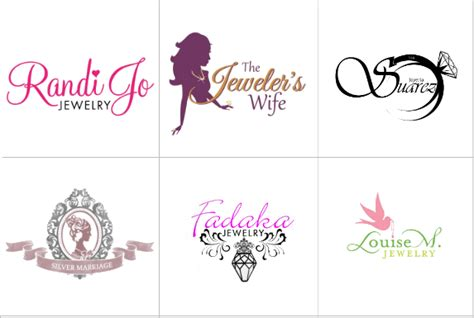 design jewelry logo pin logo jewellery design on pinterest