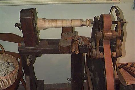 by dave ehrig jacobsburg historical society treadle lathes