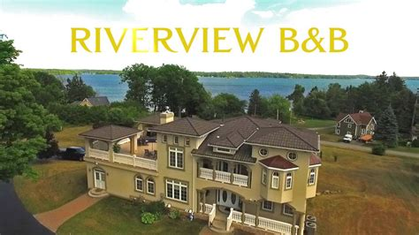 riverview bed and breakfast riverview bed and breakfast youtube