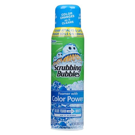 amazon cleaning amazon com scrubbing bubbles bathroom cleaner aerosol