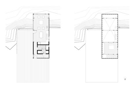 nova scotia house plans rustic cabin perched over a cliff in nova scotia canada