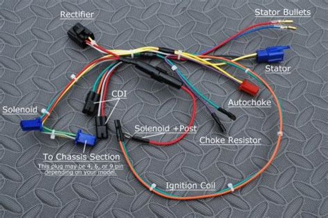 wiring harness engine for tomberlin crossfire