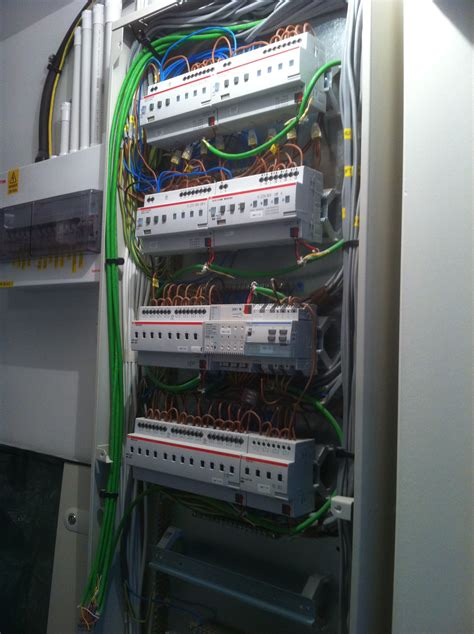 knx wiring installation home automation