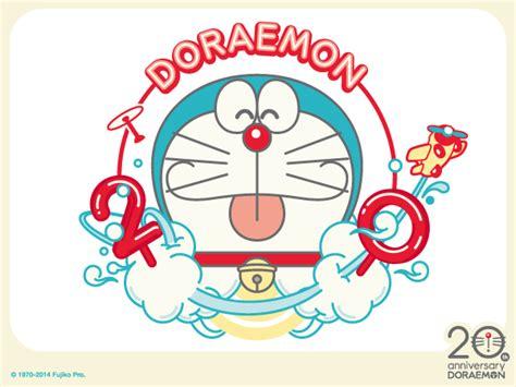 Kaos Doraemon Doraemon Graphic 20 doraemon 20th anniversary on behance