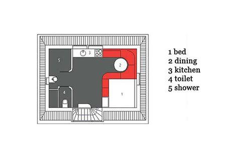 mini apartments maff mini apartment in the hague by queeste architecten