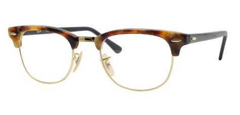 ban rx5154 clubmaster eyeglasses free shipping