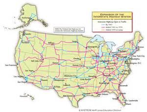 us highways map pdf interstate highway system