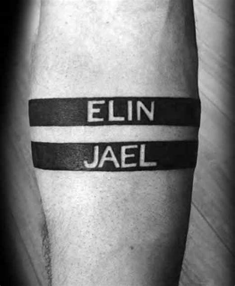 kids tattoo ideas for men 100 beautiful name tattoos designs and ideas