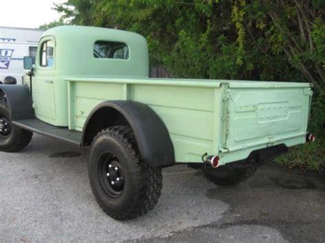 buy   dodge power wagon wm  pickup truck