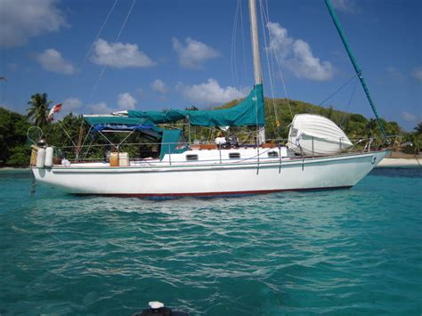 swing keel sailboats 1968 creekmore 38 ft swing keel sailboats