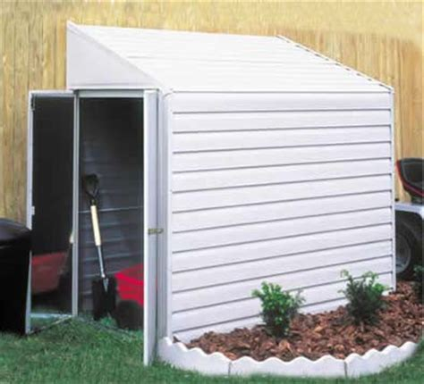 Small Steel Shed by Yardsaver 4 X7 Arrow Small Outdoor Metal Storage Shed Kit