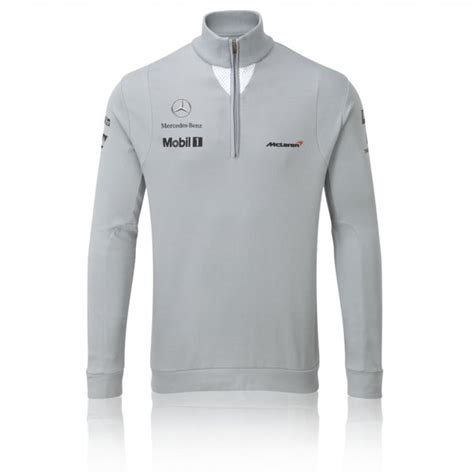 Jaket F1 Manor Racing Team mclaren f1 team sleeve sweater 2014