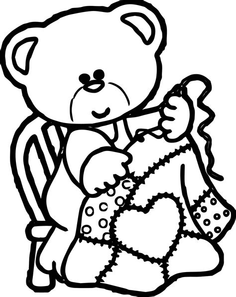 coloring page of a baby girl baby girl bear coloring pages wecoloringpage