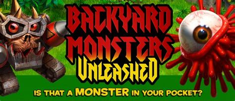 backyard monsters unleashed backyard monsters unleashed now available on ios