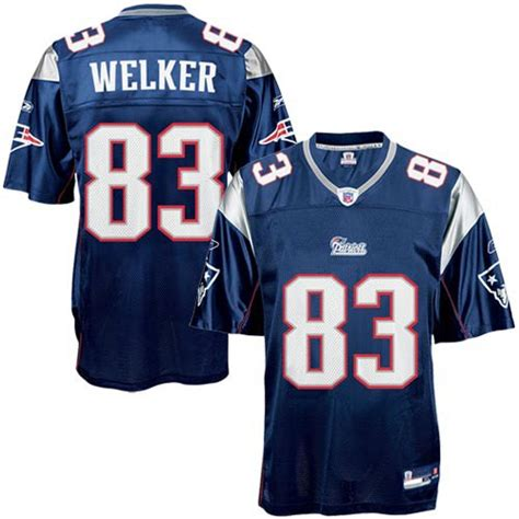 replica blue wes welker 83 jersey pretty p 45 new patriots nfl navy blue football jersey 83 wes