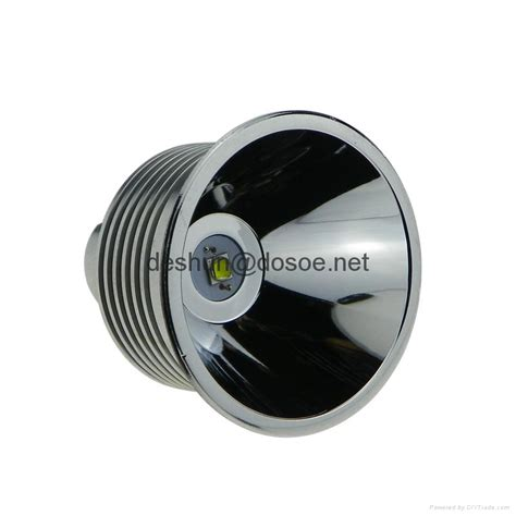 9 watt led upgrade bulb for mag charger torch 600lm