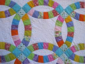 wedding ring quilts you to see wedding ring quilt on craftsy