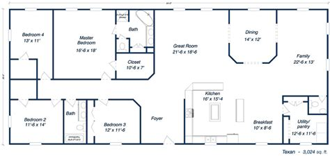 steel home floor plans metal building homes for sale