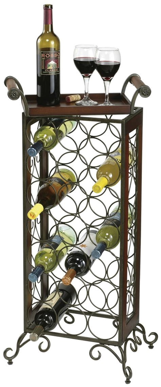 Creative Ideas For Wine Racks by 30 Creative And Wine Rack Designs