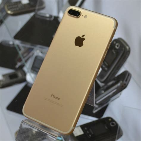 iphone at t apple iphone 7 plus 128gb gold excellent used at t smartphone for sale