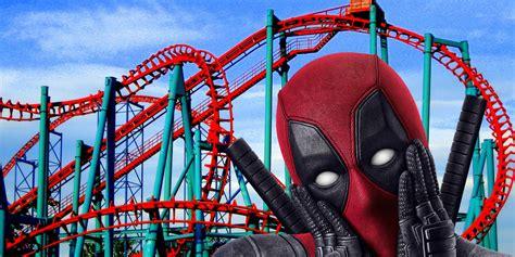 theme park editor deadpool creator wants more x men park rides screen rant