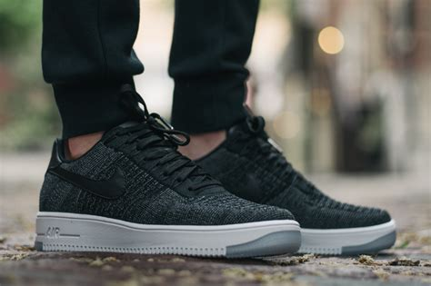 Terbaru Nike Airforce 1 Black 4 an on look at the nike air 1 ultra flyknit low