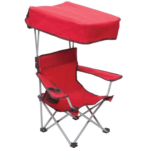 Chair With Awning by Kid S Canopy Chair Hgt Cw6040t Sng Kid S Chairs