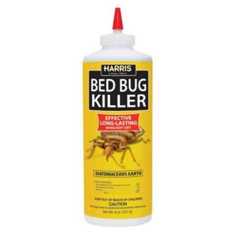 bed bug diatomaceous earth harris 8 oz diatomaceous earth bed bug killer crawling