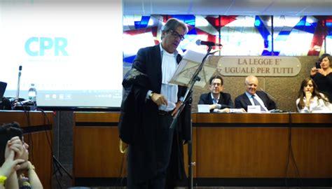 corte d appello di roma ufficio esame avvocato il giusto processo penale di roma