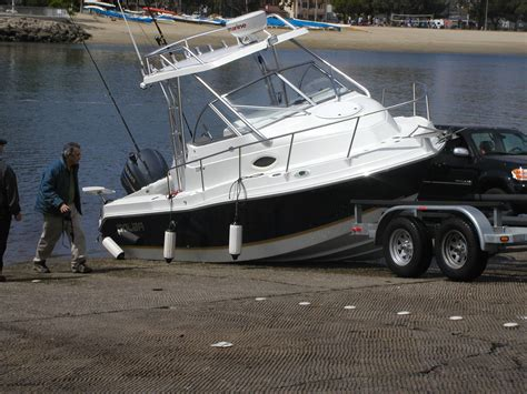 driving boat onto trailer backing up the trailer northlight nannies