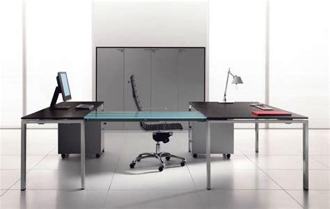 glass desk with storage glass desk with storage glide