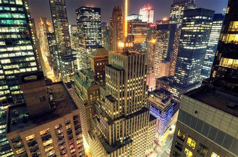 new york town midtown manhattan at new york