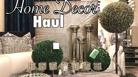 marshalls home decor homegoods marshalls haul home decor youtube