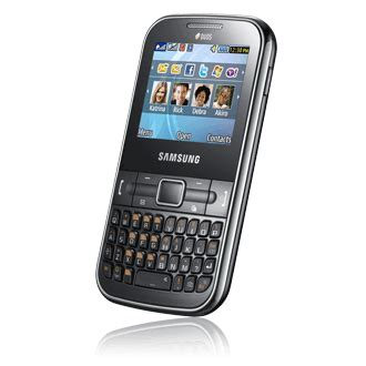 Samsung Qwerty Phone Seri Gt C3222 samsung c3222 ch t 322 review and specification