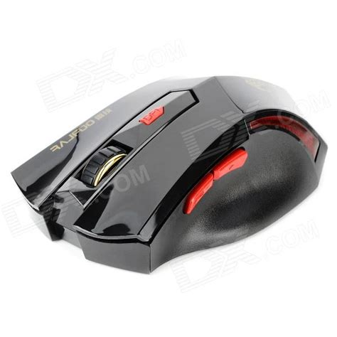 Mouse Gaming Raptor G5 rajfoo g5 usb 2 0 wireless gaming optical mouse black free shipping dealextreme