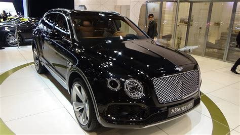 2016 Bentley Bentayga Car Pictures Wantingseed Com